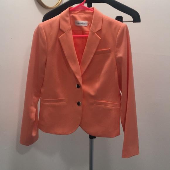 Calvin Klein Jackets & Blazers - Pink blazer. Calvin Klein